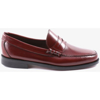 Chaussures Homme Mocassins Kennebec S21 Rouge