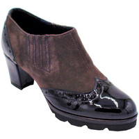 Chaussures Femme Low boots Angela Calzature ANSANGC514gr grigio