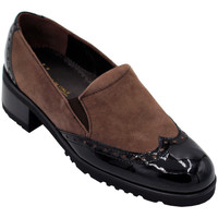 Chaussures Femme Mocassins Angela Calzature ANSANGC613taupe marrone