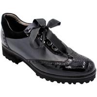 Chaussures Femme Derbies Angela Calzature ANSANGC673nr nero