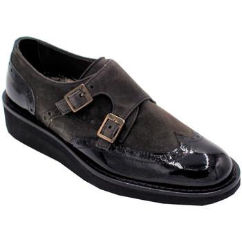Chaussures Femme Mocassins Angela Calzature ANSANGC680gr grigio