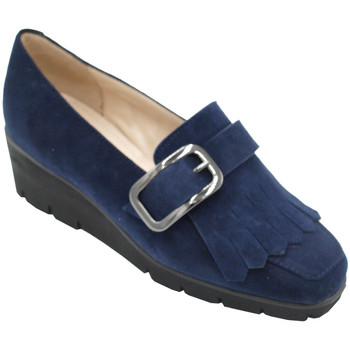 Chaussures Femme Mocassins Angela Calzature ANSANGC727blu blu
