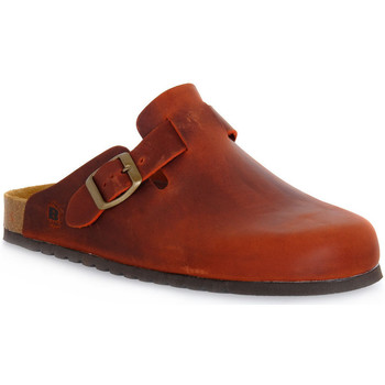 Chaussures Sabots Bioline RUGGINE INGRASSATO Arancione