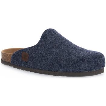 Chaussures Chaussons Bioline JEANS MERINOS Blu