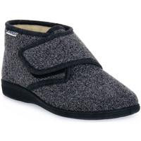 Chaussures Homme Chaussons Emanuela 995 EDGAR GRIGIO Grigio