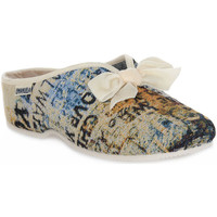 Chaussures Femme Chaussons Emanuela 2900 GOBE 320 Grigio