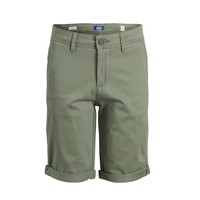 Vêtements Garçon Shorts / Bermudas Jack & Jones JJIBOWIE JJSHORTS Beige