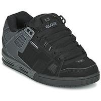 Chaussures Homme Chaussures de Skate Globe SABRE Noir / Gris
