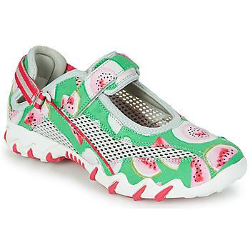 Chaussures Femme Sandales sport Allrounder by Mephisto NIRO Vert