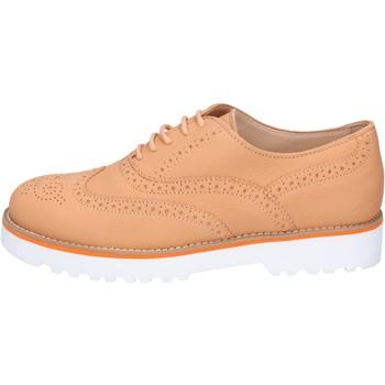 Chaussures Femme Derbies & Richelieu Hogan BK655 Marron