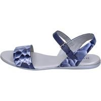 Chaussures Femme Sandales et Nu-pieds Hogan BK656 Bleu