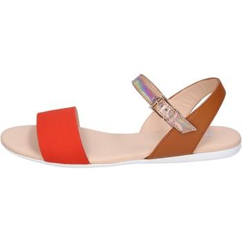 Chaussures Femme Sandales et Nu-pieds Hogan BK659 Orange