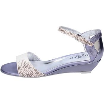 Chaussures Femme Sandales et Nu-pieds Hogan BK662 Blanc