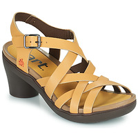 Chaussures Femme Sandales et Nu-pieds Art ALFAMA Beige