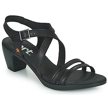 Chaussures Femme Sandales et Nu-pieds Art IPANEMA Noir