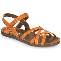 Chaussures Femme Sandales et Nu-pieds Art LARISSA Marron