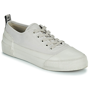 Chaussures Femme Baskets basses Aigle RUBBER LOW W Blanc