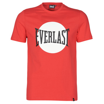 Vêtements Homme T-shirts manches courtes Everlast EVL-GRAPHIC 1 T-SHIRT Rouge