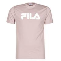 Vêtements T-shirts manches courtes Fila PURE SHORT SLEEVE Violet