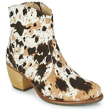 Chaussures Femme Bottines Neosens MUNSON Multicolore