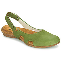 Chaussures Femme Sandales et Nu-pieds El Naturalista WAKATAUA Vert