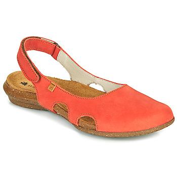 Chaussures Femme Sandales et Nu-pieds El Naturalista WAKATAUA Orange