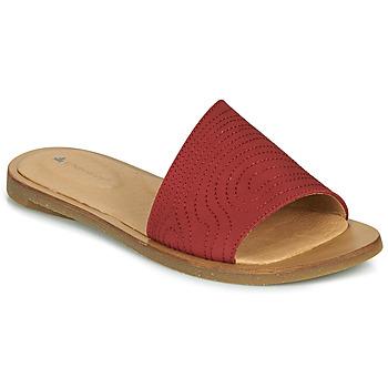 Chaussures Femme Mules El Naturalista TULIP Rouge