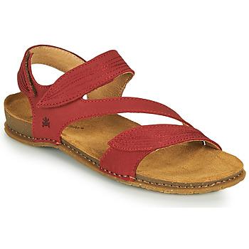 Chaussures Femme Sandales et Nu-pieds El Naturalista PANGLAO Rouge