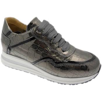 Chaussures Femme Baskets basses Calzaturificio Loren LOC3936gr grigio