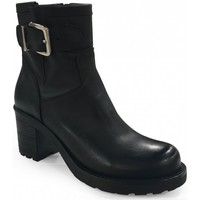 Chaussures Femme Bottines Alissia Bottine Talon Noir Noir