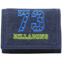 Sacs Femme Porte-monnaie Billabong Porte monnaie  effet bleu jean brut Multicolor