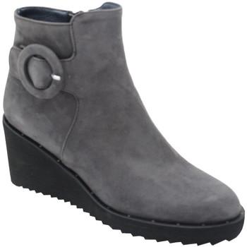 Chaussures Femme Bottines Angela Calzature ANSANGC185gr grigio