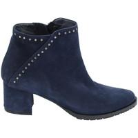 Chaussures Femme Bottines Angela Calzature ANSANGC286blu blu
