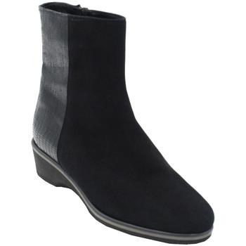 Chaussures Femme Bottines Angela Calzature ANSANGC48XLnr nero