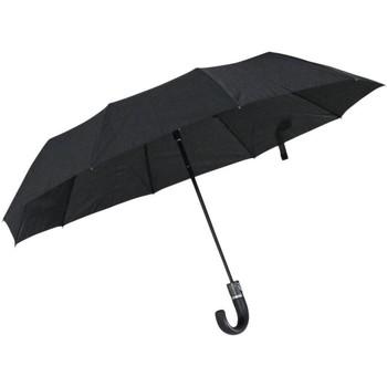 Accessoires textile Parapluies Chapeau-Tendance Parapluie pliant WILSON Noir