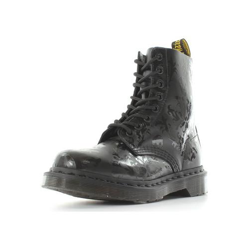 Chaussures Femme Boots Dr Martens 1460 Cassidy W noir