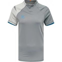 Vêtements Femme T-shirts manches courtes Hummel Maillot d'avant match  hmlINVENTUS Femme gris