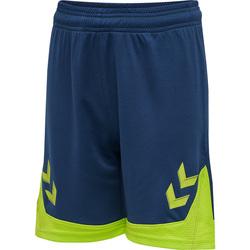 Vêtements Garçon Shorts / Bermudas Hummel Short enfant  Hmllead bleu/vert