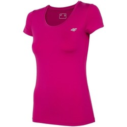 Vêtements Femme T-shirts manches courtes 4F TSDF002 Rose