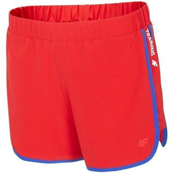 Vêtements Femme Shorts / Bermudas 4F SKDF001 Rouge