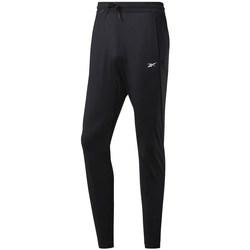 Vêtements Homme Pantalons de survêtement Reebok Sport Workout Knit Pant Noir
