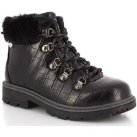 Chaussures Enfant Boots Kimberfeel LILY Noir