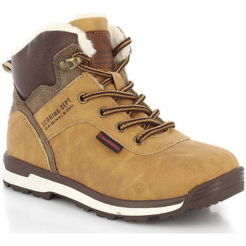 Chaussures Enfant Boots Kimberfeel THEO Beige