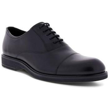Chaussures Homme Derbies Ecco CHAUSSURE ÉLÉGANTE  - VITRUS III SANTIAGO NOIR Noir