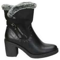 Chaussures Femme Bottes de neige Chika 10 BOTINES CHK10 MARLEN 19 MODA JOVEN NEGRO Noir