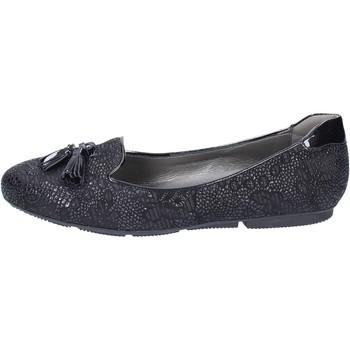 Chaussures Femme Ballerines / babies Hogan BK670 Noir
