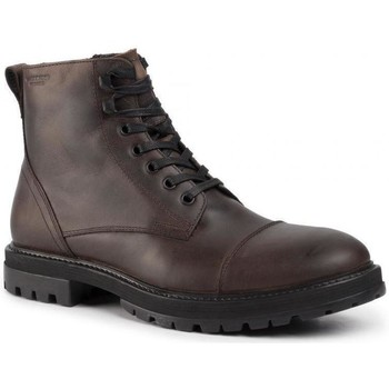 Chaussures Homme Boots Vagabond Bottines Johnny Clay Marron