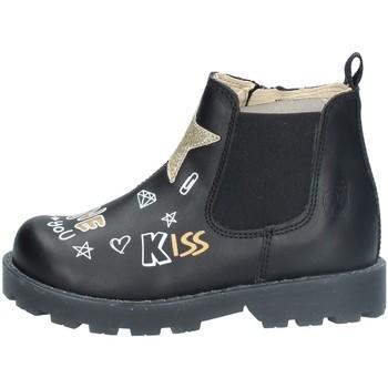 Chaussures Garçon Boots Naturino 0012015444 NOIR