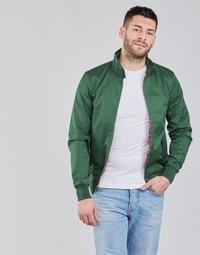 Vêtements Homme Blousons Harrington HARRINGTON PAULO Vert