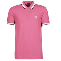 Vêtements Homme Polos manches courtes BOSS PADDY Rose